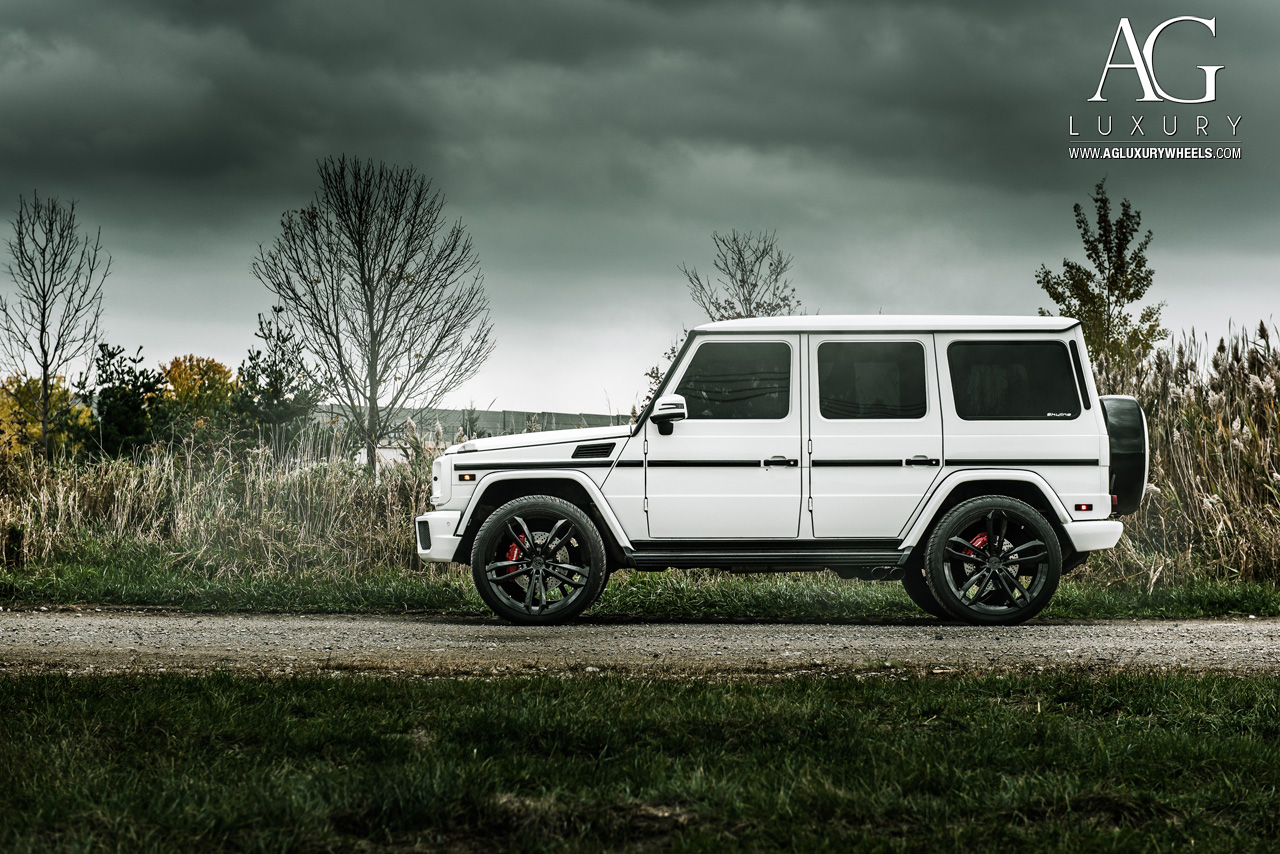 Ag Luxury Wheels Mercedes Benz G63 Amg Forged Wheels
